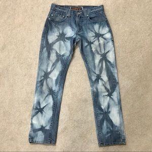 Levi's The Original Jeans 511 Skinny Tie-Dye